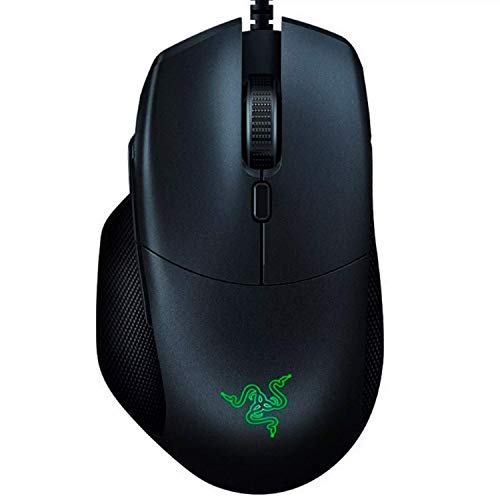 Razer Basilisk Essential ゲーミングマウス マルチファンクションパドル 7ボタン 有線 RazerChroma 【日本...