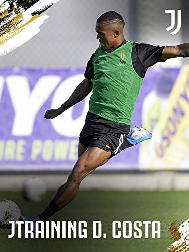 Training. Douglas Costa Cam