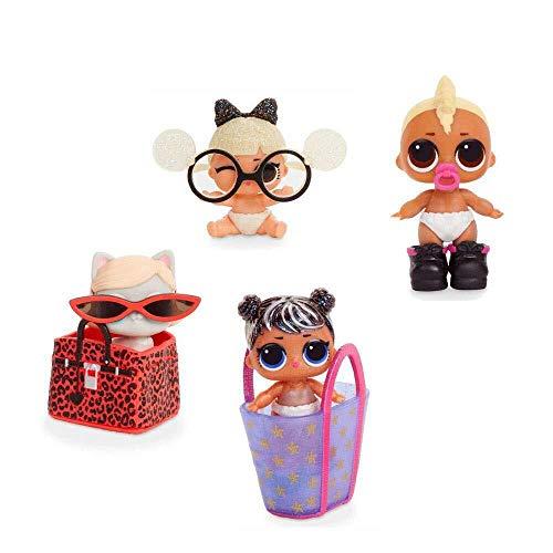 Image 2 - MGA- L.O.L. Surprise Métamorphose Lils Animaux et Petites sœurs série 2 Toy, 557098E7C, Multicolore, 0