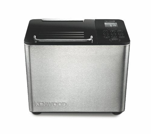 Kenwood BM450 macchina per il pane, 780 W, metallo, vetro, acciaio, Nero