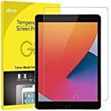 JETech Screen Protector for iPad 8/7 (10.2-Inch, 2020/2019 Model, 8th / 7th Generation), Tempered...