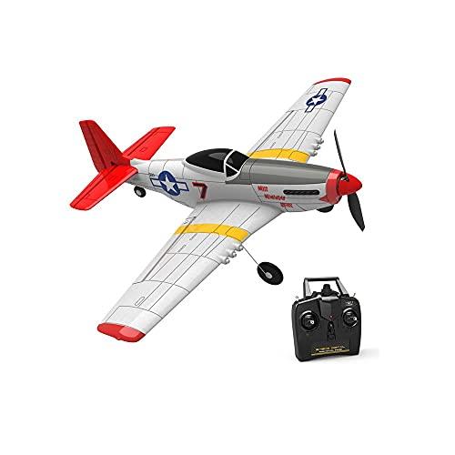 ZAKRLYB Aereo RC 3D/6G 7.4v Drone RC Aereo a Motore brushless 1406 ad Alte Prestazioni