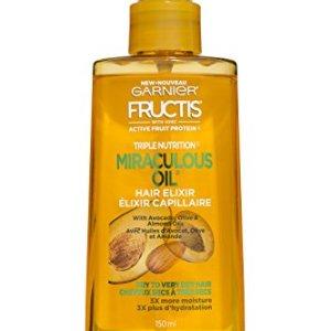 Garnier Hair Care Fructis Triple Nutrition Marvelous Oil Hair Elixir, 5.0 fl oz. 3