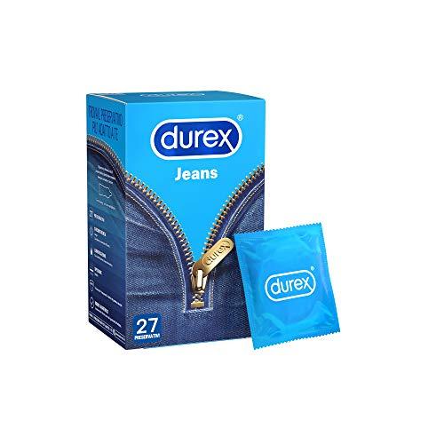 Durex Jeans Preservativi, 27 Profilattici