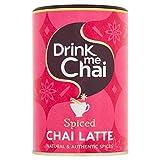 Drink Me Chai Thé chai latte en vrac 250 g - Lot de 6
