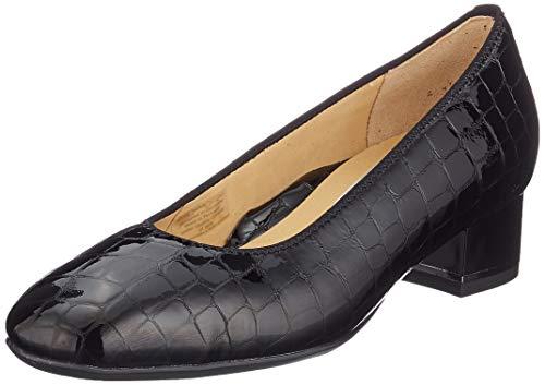 ara Graz 1211838, Zapatos de Tacón Mujer, Negro (Schwarz 26), 43 EU
