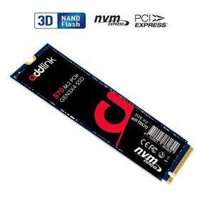addlink X70 1TB RGB SSD w/Heatsink NVMe PCIe 3x4 M.2 2280 Internal Solid State Drive Read 3,400MB/s/Write 3,000MB/s