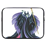 Maleficent Laptop Sleeve Bag 15 ″ Funda para computadora Maletín para Tableta Mensajero portátil Impermeable