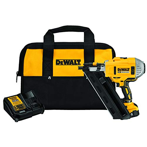 DEWALT DCN692M1 Paper Collated Framing Nailer