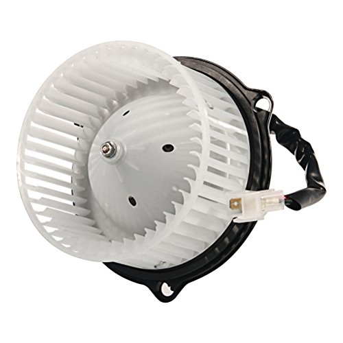 AC Blower Motor with Fan - Replaces 4778417, 5015866AA - Compatible with Dodge & Jeep Vehicles - 1994-2002 Ram 1500, 1994-2002 Ram 2500, 94-02 Ram 3500 & 1993-1998 Grand Cherokee - AC Heater
