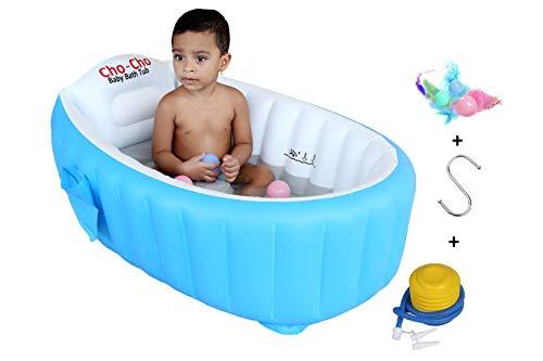 Cho-Cho  European Standard Inflatable Baby Bath Tub with Pump