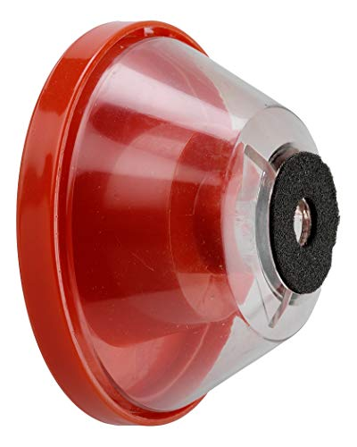Kwb 0454-00 Recogedor De Polvo, 4-10 Mm, Naranja, Transparente