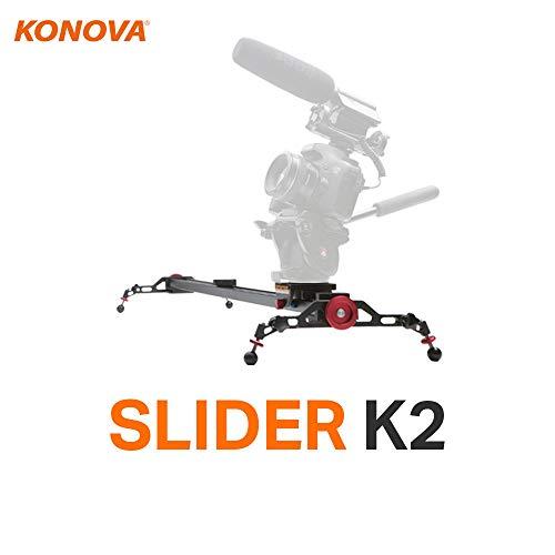 Konova Camera Slider Dolly K2 100cm (39.4 Inch) Track...