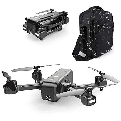 ACHICOO SJRC Z5 5G WiFi FPV con Fotocamera 1080P Doppio GPS dinamico Segui RC Drone Quadcopter Custodia Nera 5G 1080P +