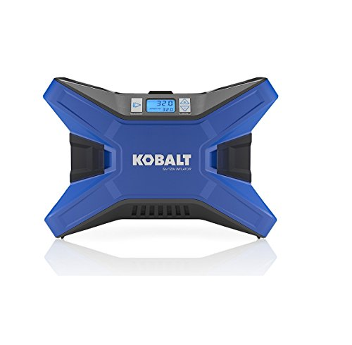 Kobalt 120v Portable Multi Purpose Tire Inflator reviews