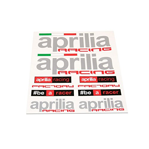 Set adesivi per Aprilia Racing/Factory
