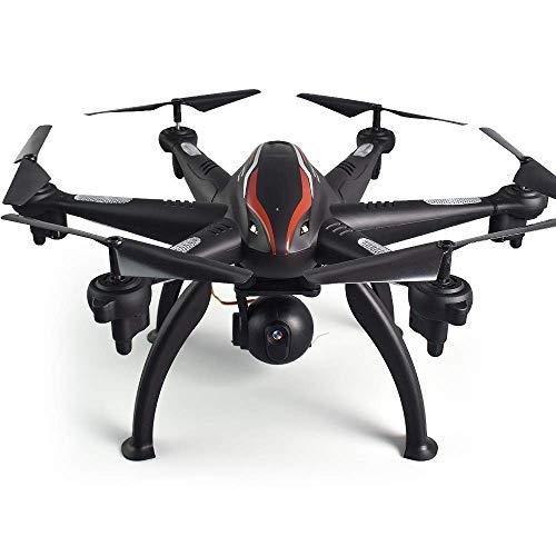 LIANYANG Drone Remote Control Aircraft 5G 1080P Telecamera HD a Sei Assi Professionale HD Antenna a Quattro Assi Velivolo Doppio GPS Drone Elettrico Ritorno a Lunga Durata con Un Pulsante,720