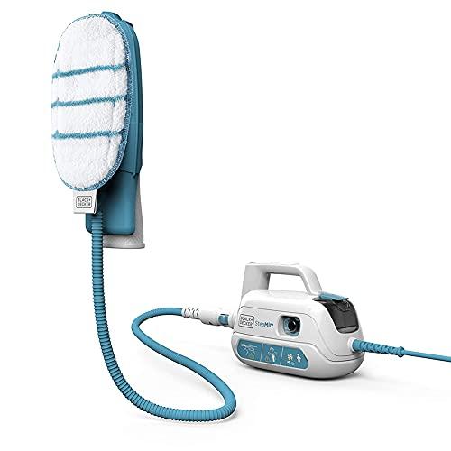 BLACK+DECKER SteaMittTM Pro FSH10SMP 1000-Watt Handheld Steam Cleaner with 99.9% Germ Protection...