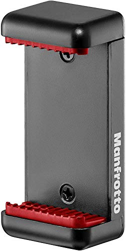 Manfrotto MCLAMP Attacco per Smartphone, Grigio