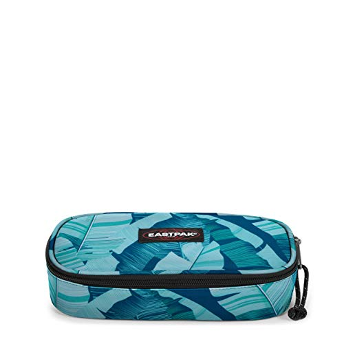 Eastpak Oval Single Astuccio, 22 cm , Blu (Brize Banana)