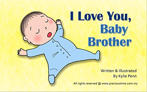 I Love You Baby Brother Baby I Love You Kindle Edition By Penn Kylie Children Kindle Ebooks Amazon Com