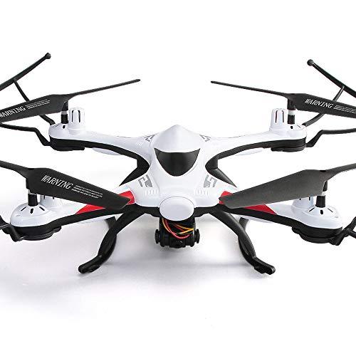 FPV Quadricottero Con HD Telecamera 720P, Potente Waterproof Mini Drone, WiFi Filmati dal Vivo,...