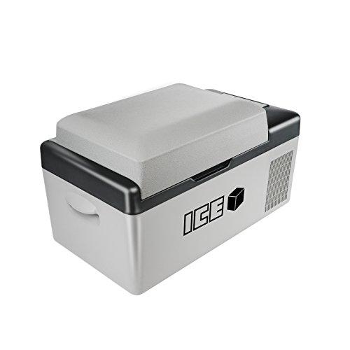 ICE CUBE 20 Liter Portable Compressor Refrigerator Freezer Cooler DC 12V 24V AC 230V