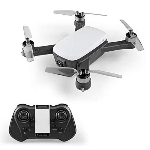 Uav Drone-LukameNuovo Rc Drone Brushless con 5G Wifi Fpv 1080P Hd Camera 913-Gps Quadcopter con Borsa (Bianca)