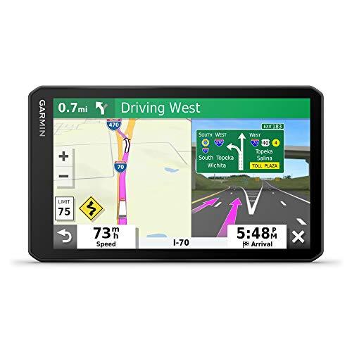 Garmin dezl OTR700, 7-inch GPS Truck Navigator,...