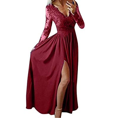 In order to dress comfortably, we chose lightweight and thinner material to make this dress Classical style& solid color make this party prom dress elegant and graceful ith… women's long fitted beading sleeveless mermaid evening gown 1920s flapper se...