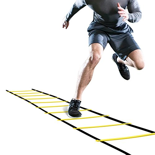 41apB7VtOxL - The 7 Best Agility Ladders That Help You Pick Up The Pace