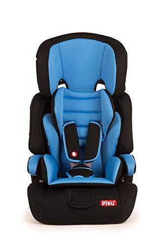 Piku NI20.6136, Silla de coche grupo 1/2/3, azul cielo