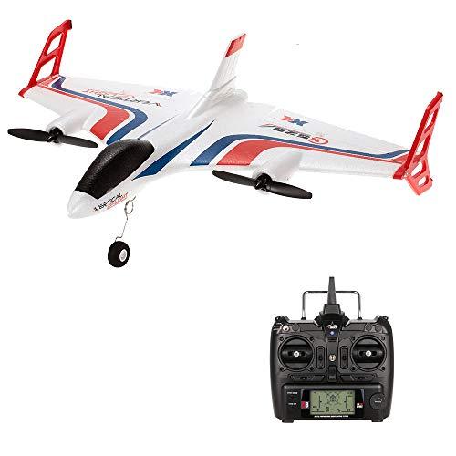 Goolsky XK X520 2.4G 6CH 3D / 6G Airplane VTOL Decollo Verticale Land Delta Wing RC Drone con Interruttore di modalit