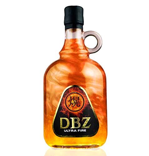 DBZ ULTRAFIRE-GOLD | CON EFECTOS DE FUEGO | Base de vodka co