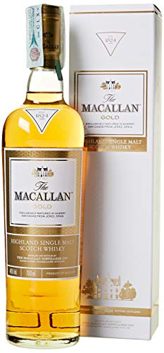 The Macallan Distillers Gold Single Malt Scotch Whisky - 700 ml