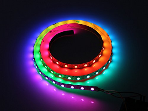 ?デジタルRGB LED Flexi-Strip 30 LED - 1メートル