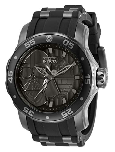 Invicta Star Wars Darth Vader Quarz Herren-Armbanduhr 32512