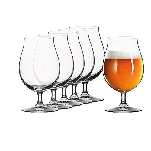 Spiegelau & Nachtmann Bicchieri della Serie Beer Classics, Set da 6