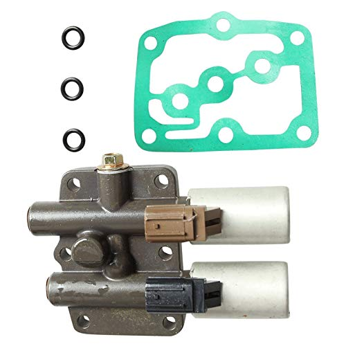 Transmission Dual Linear Shift Solenoid Gasket For Honda Acura Accord Pilot Prelude Odyssey CL TL MDX