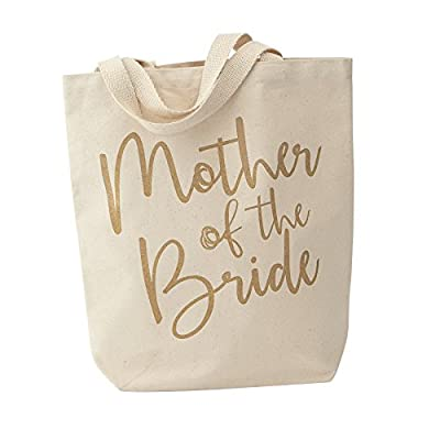 Printed with mother of the Bride Measures 15x 14 Arrives folded and wrapped in a Kraft paper band ready for gift giving Country of Origin : India Fabric Type: 100% Cotton
