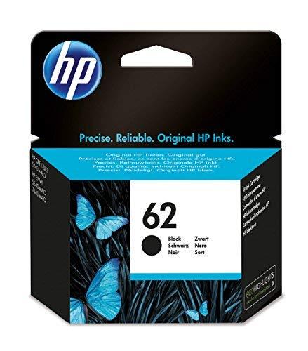 HP 62 C2P04AE Cartuccia Originale per Stampanti HP a Getto dInchiostro Compatibile con Stampanti HP...