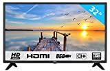 HKC 32F1D LED TV (32 Pouces HD TV), CI+, HDMI+USB, Triple Tuner, 60Hz,...