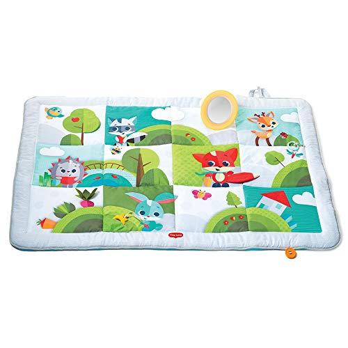Tiny Love Super Mat Meadows Days Tappeto gattonamento, Tappeto Gioco per Bambini e Neonati,...