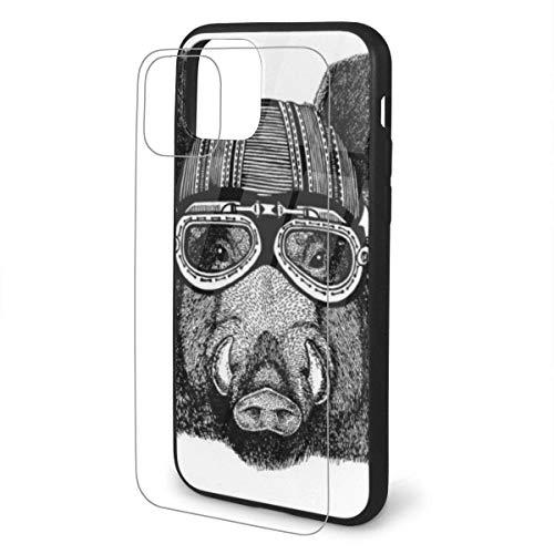 Simpatici astucci fai-da-te con design novit per iphone 11 / Pro/Pro Max con custodia protettiva in...