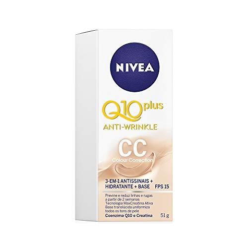 Creme Facial Visage Antissinais 51g, Nivea