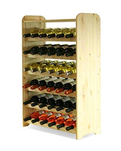 MODO24 RW-3-36P - Scaffale Porta Bottiglie di Vino