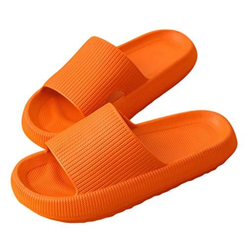 riou Sandalias Mujer Sandalias con Meseta 2021 Zapatos cómodos para la Playa Sandalias de Verano Alpargatas Elegantes con Sandalias de Punta Abierta Mujeres