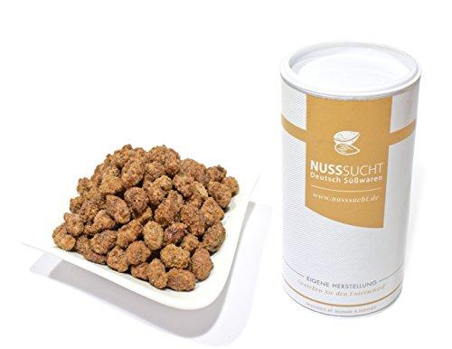Gebrannte Pistazien   Inhalt: 250g   ohne Zusatz- und Konservierungsstoffe   mit wenig Zucker