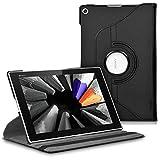 kwmobile Étui Compatible avec Sony Xperia Tablet Z2 - Étui à Rabat 360°...