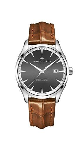 Hamilton Jazzmaster Gent H32451581 Herrenarmbanduhr Swiss Made